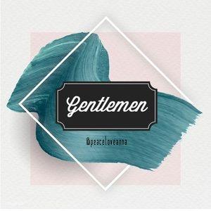 Gentlemen's items